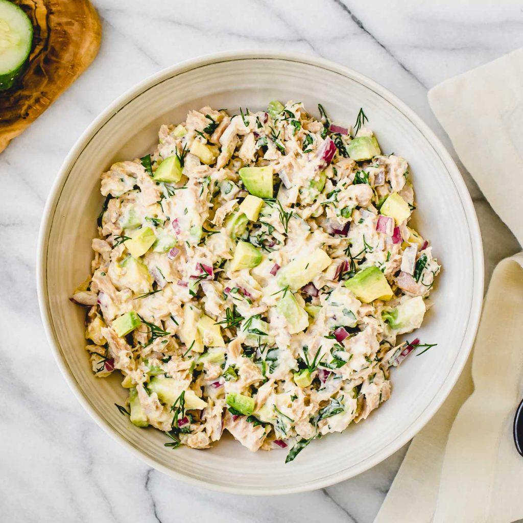 recipes of salad