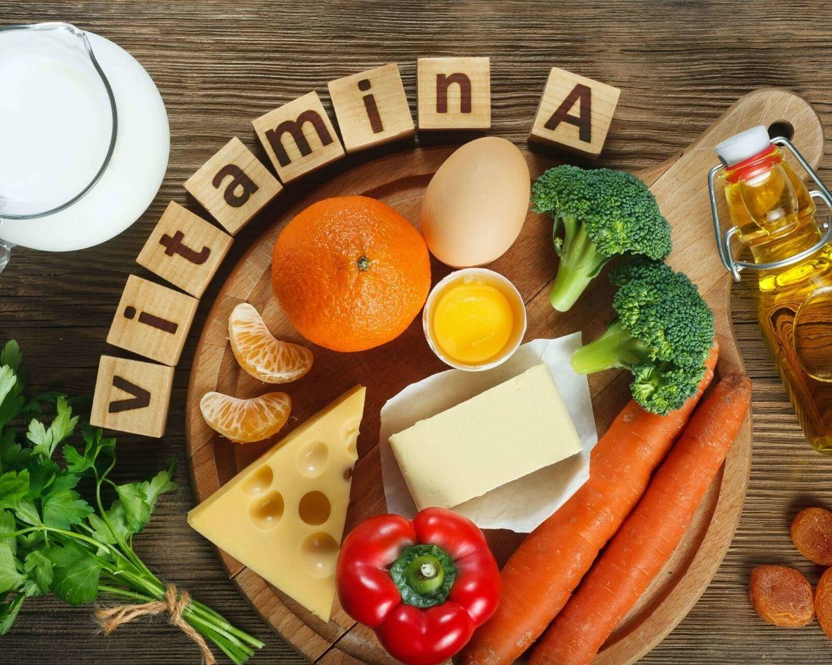 Vitamin A-rich