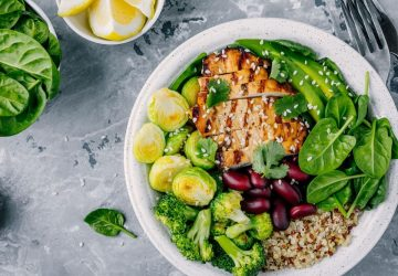 Healthy dinner recipes with less calories