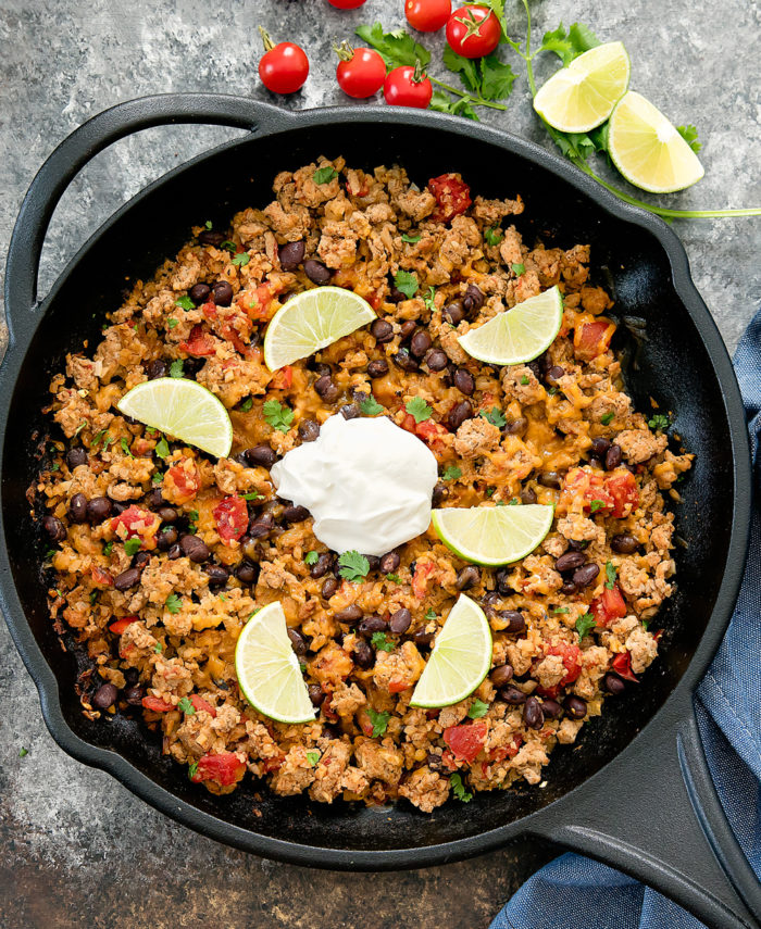 healthy low carb rice recipes