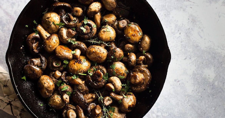 Mushroom-recipes