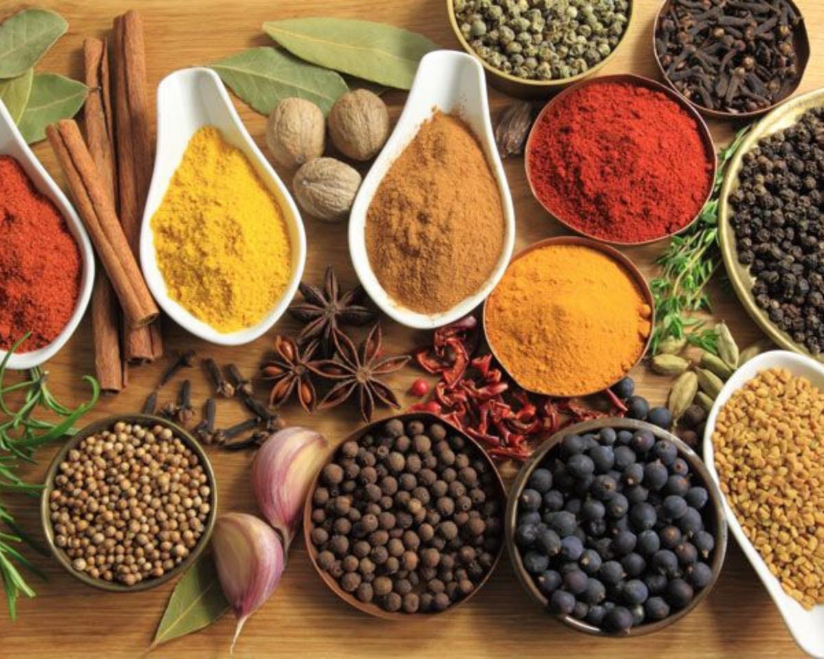spicy mixes