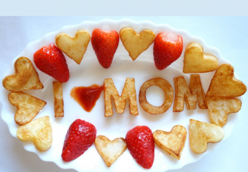 Recipes for Mothers Day