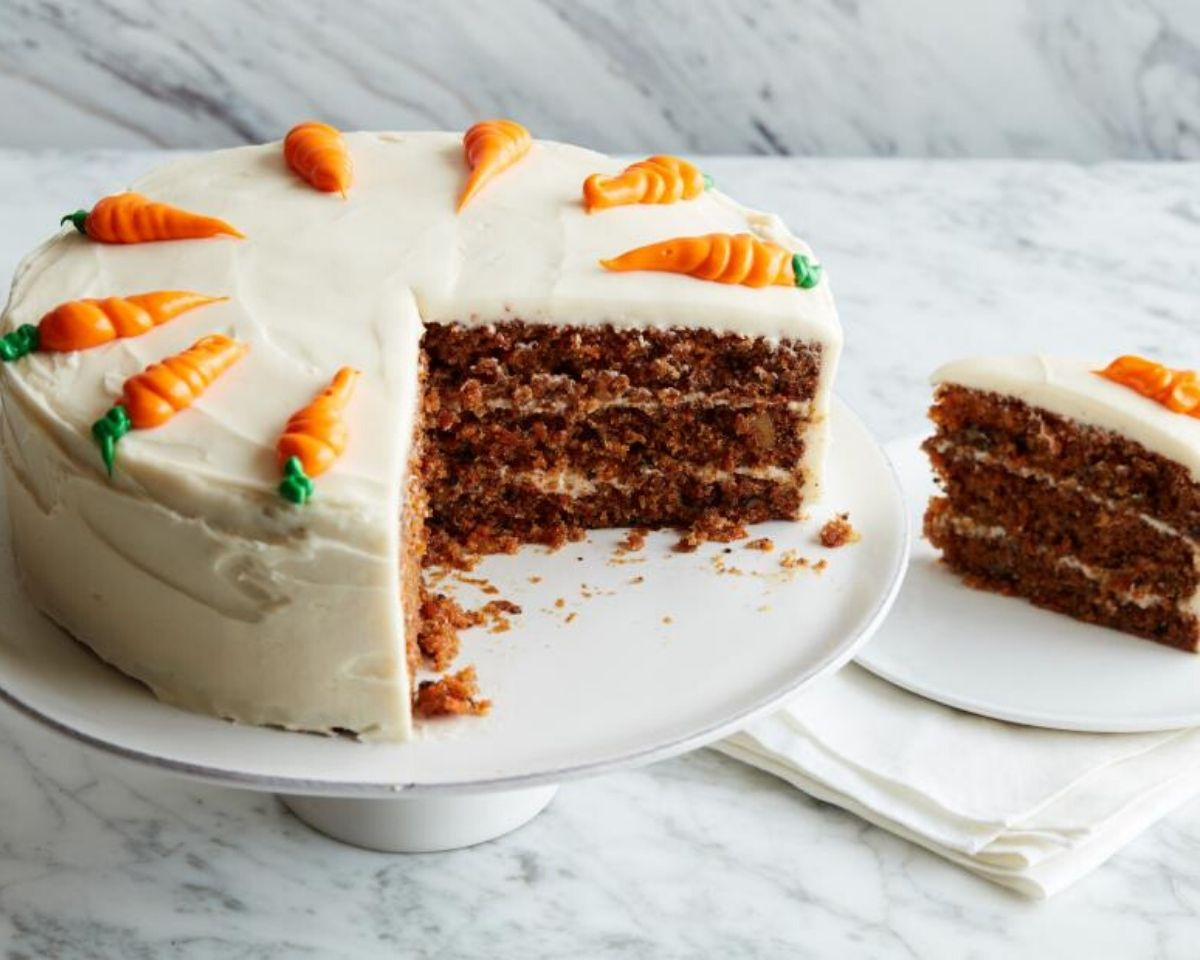 carrot desserts