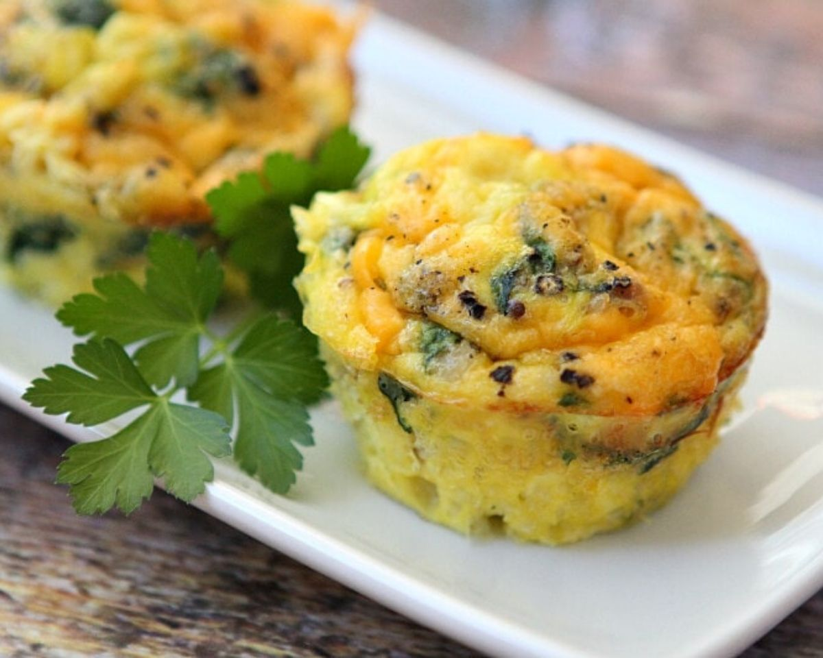 Egg Muffins recipes