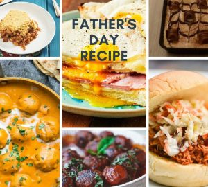 Father's Day recipe