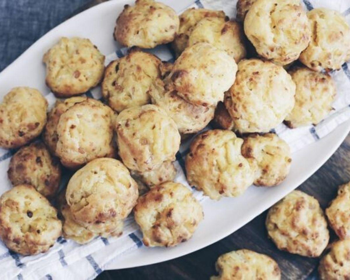 Mac 'N' Cheese Puffs Recipe