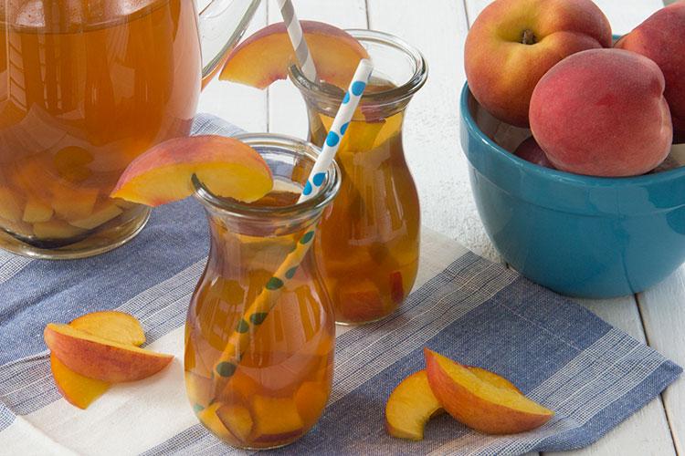 Peach Mango White
