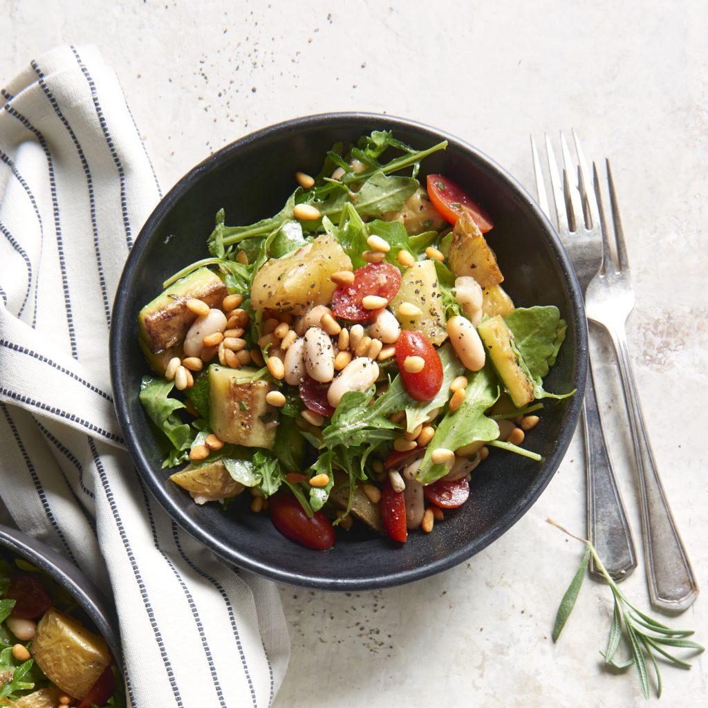 Roasted Vegetable Bowl