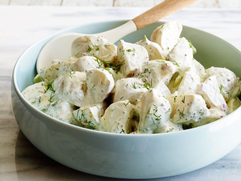 Buttermilk Potato Salad
