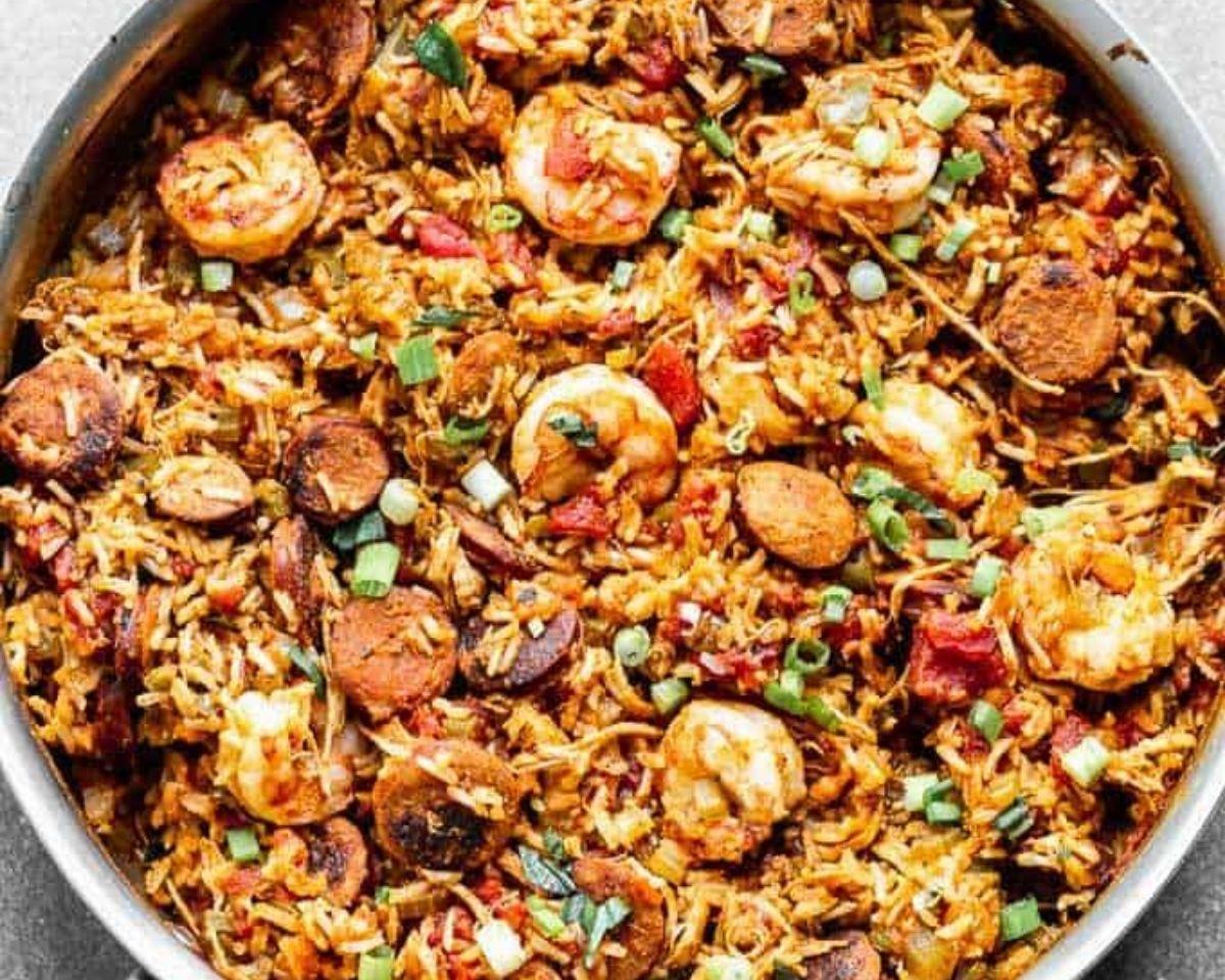 Jambalya Recipe