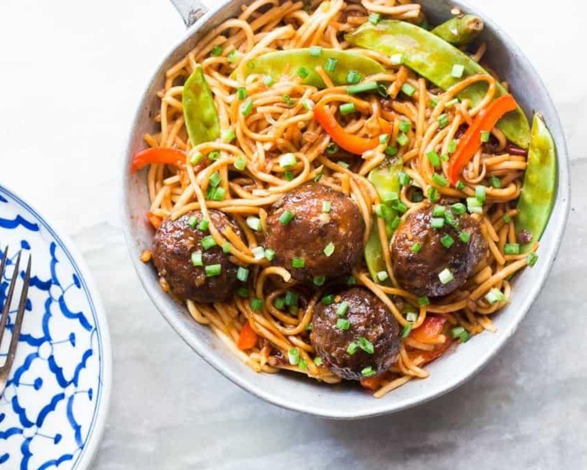 Maggie Manchurian Recipe