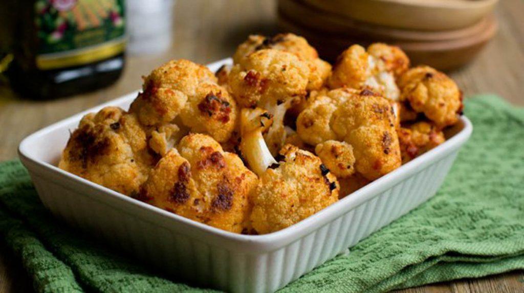 Roasted Italian Cauliflower