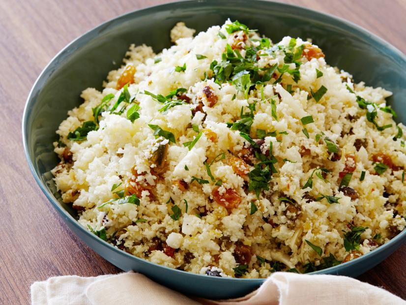 Sicilian Cauliflower Rice