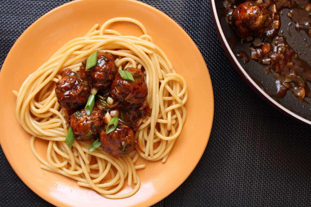 Maggi Manchurian Recipe