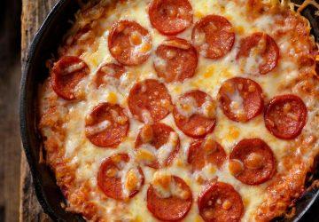 Pizza Spaghetti Recipe