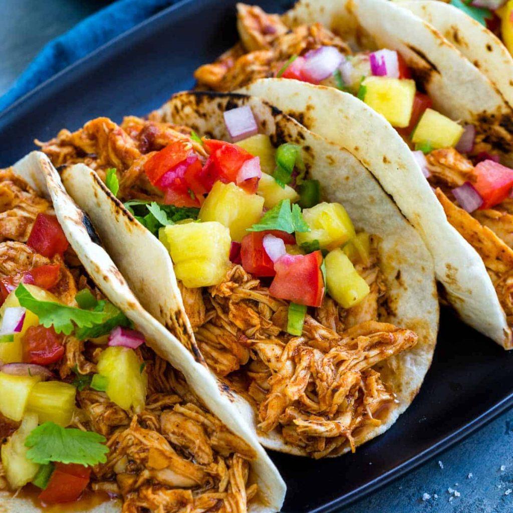Delicious Chicken Tacos Recipe