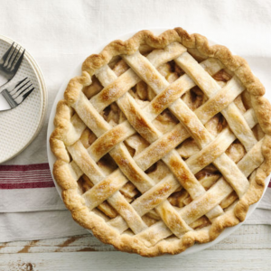Apple Pie Recipe Image