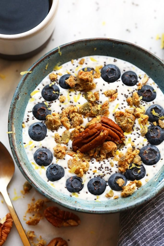 Chia Seed Recipes for Weight Loss