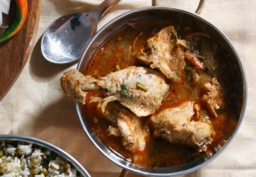 Chicken Chettinad Recipe