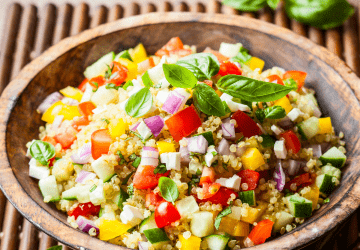 Costco Quinoa Salad Recipe