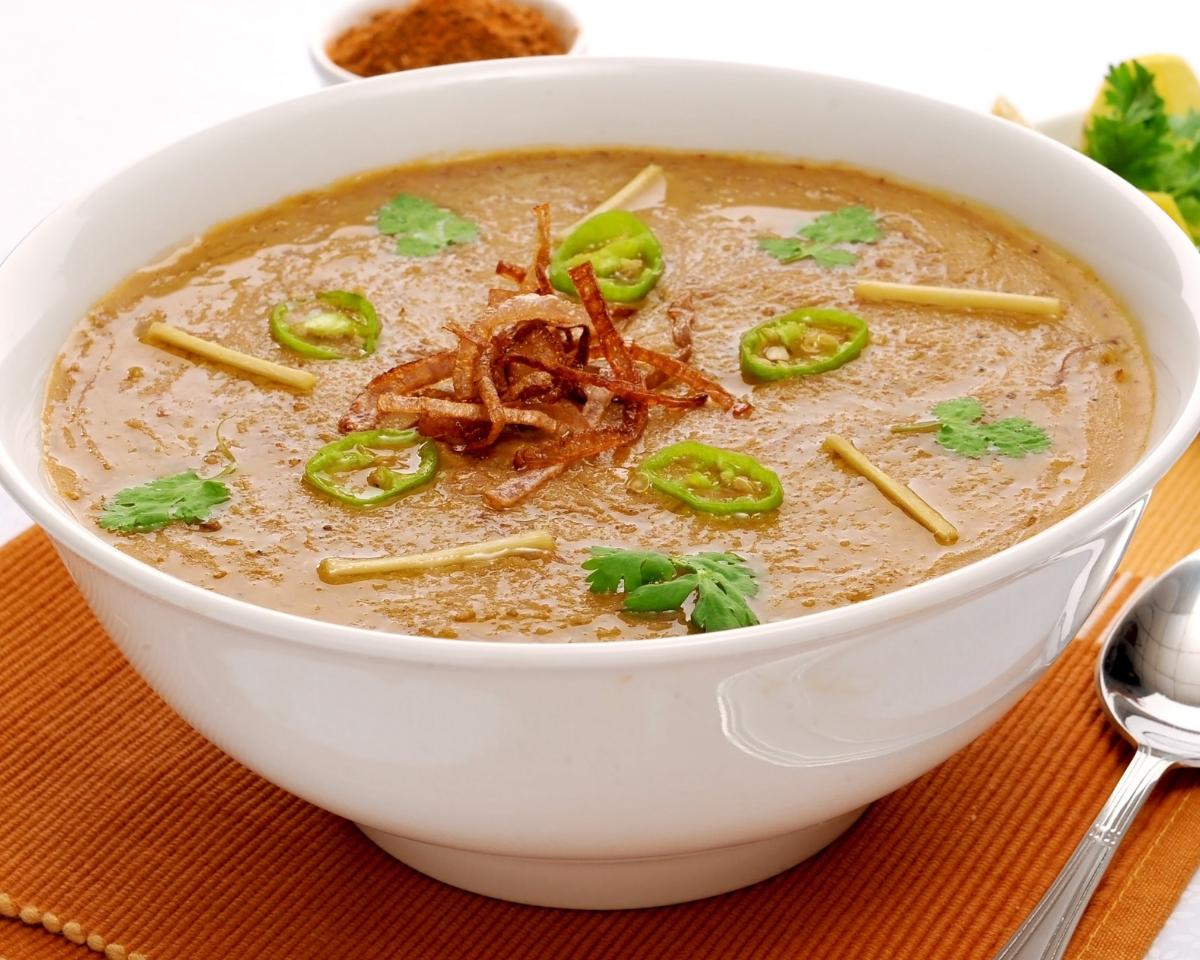 Instant Pot Haleem Recipe