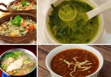 Monsoon Soup Recipes