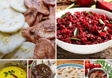 Onam Recipes