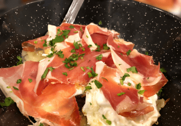 Spanish Fried Egg Recipe