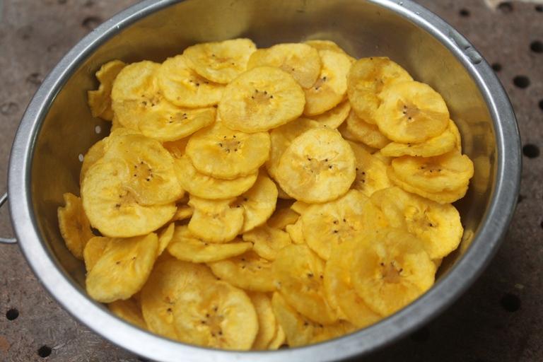 Nendran Banana Chips