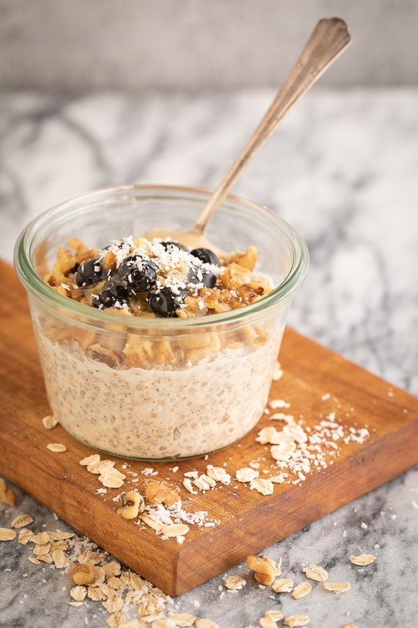 Overnight Oats Recipe for Weight Loss
