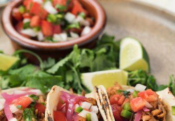 Cochinita Pibli Tacos